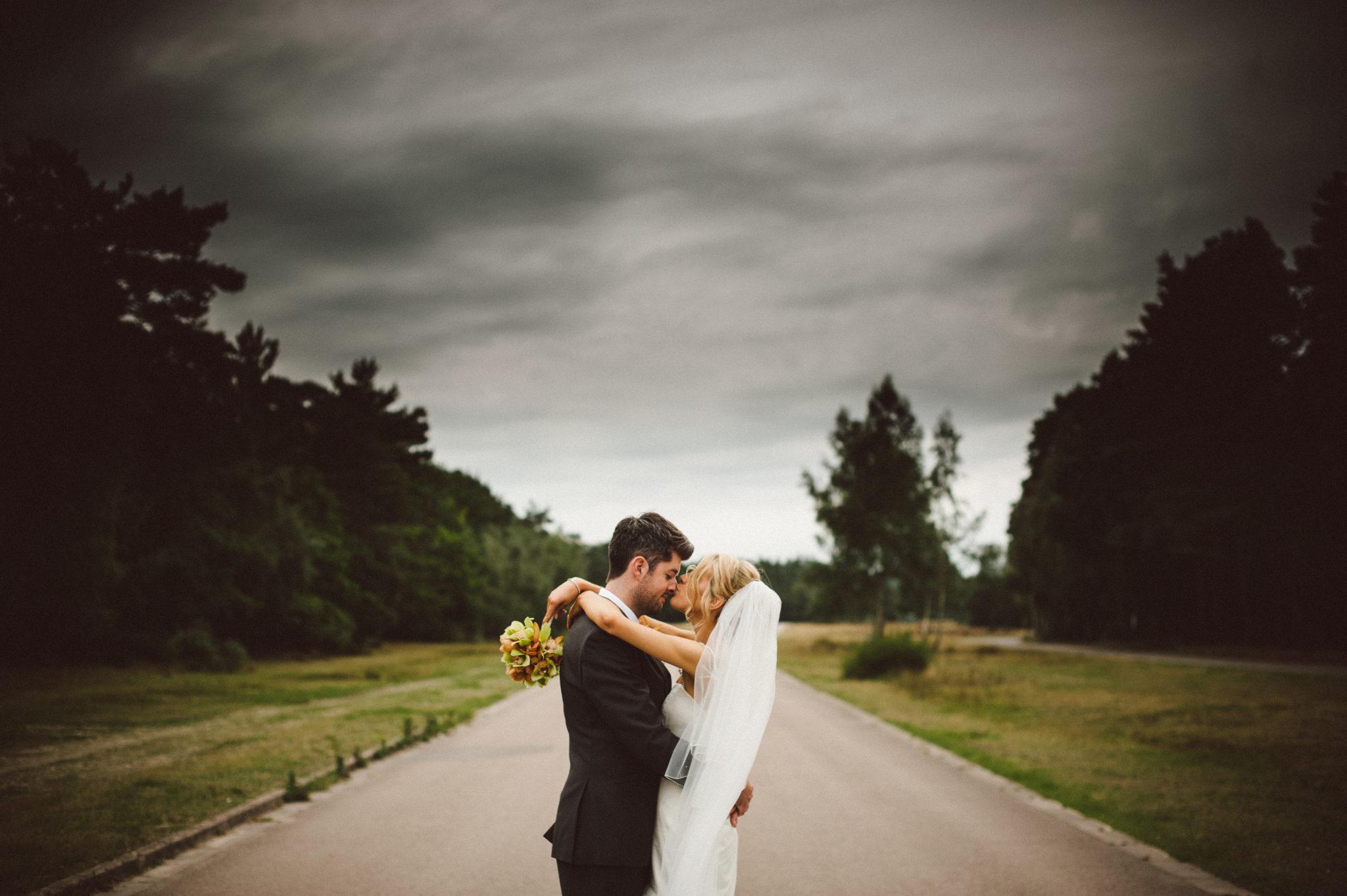 Hampshire wedding