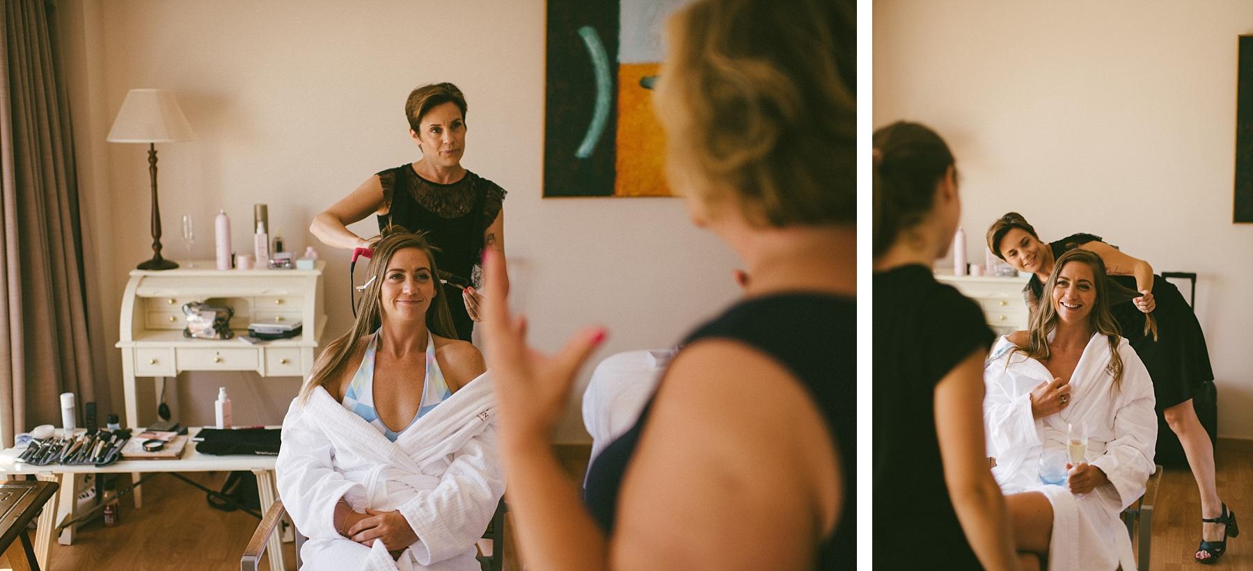 Formentor Hotel wedding