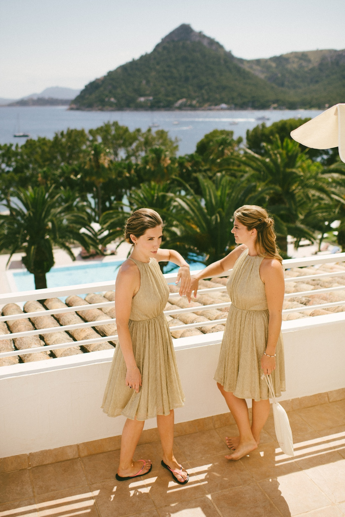Formentor Hotel wedding