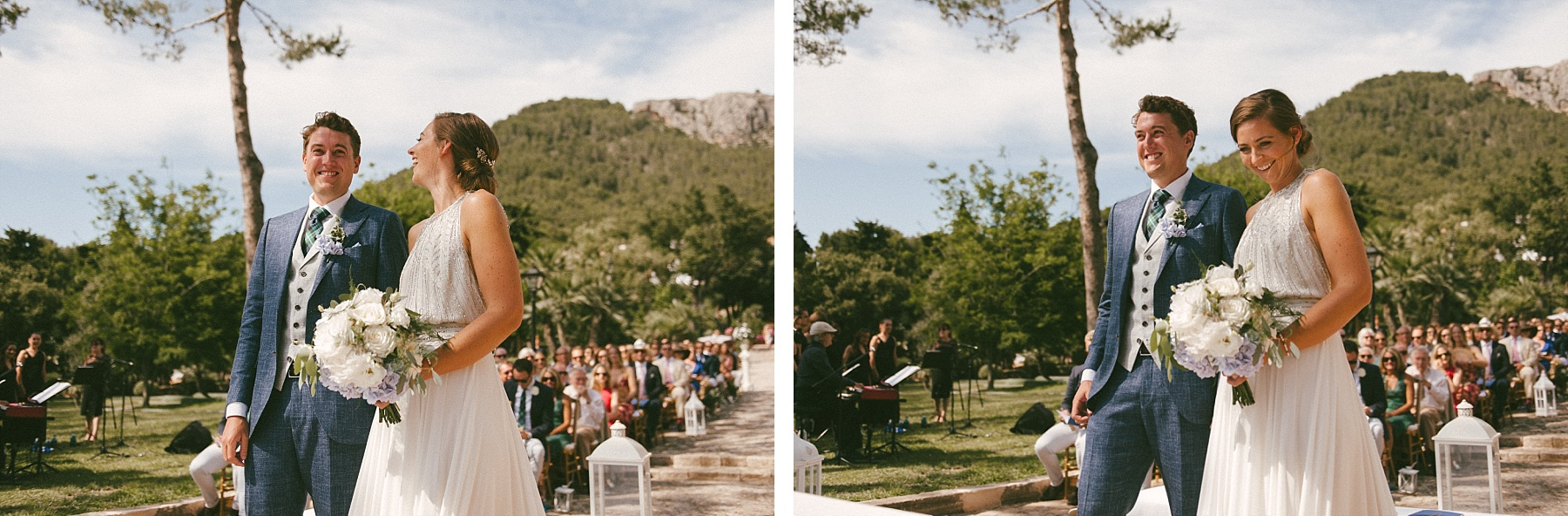 Formentor wedding