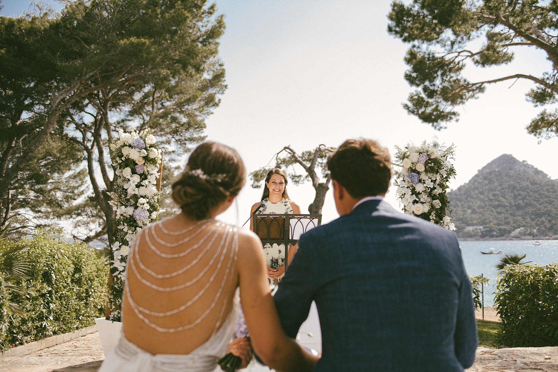 Spanish wedding photography