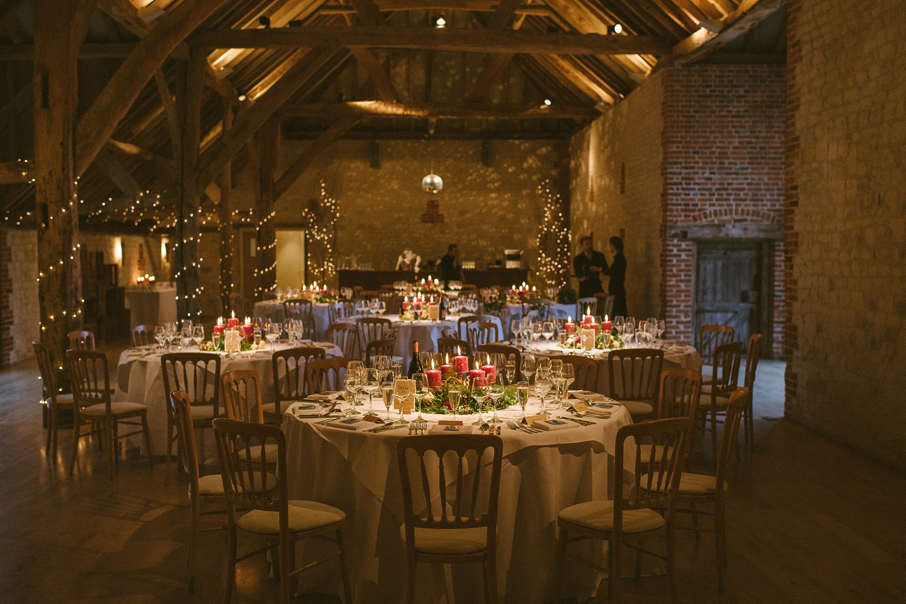 barn wedding in Surrey