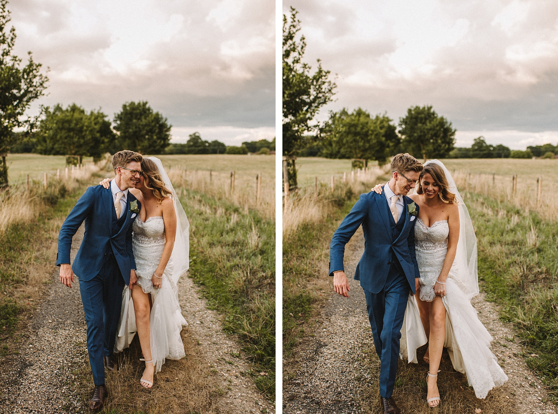 colour wedding photography at The Elvetham