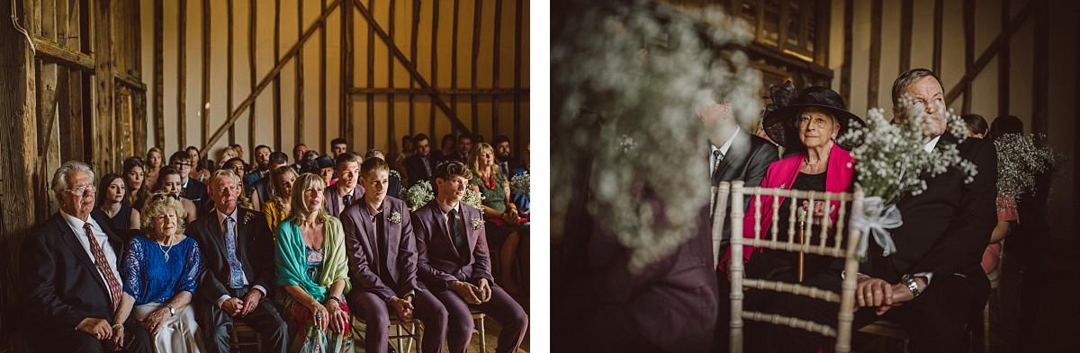 rustic barn wedding in Berkshire