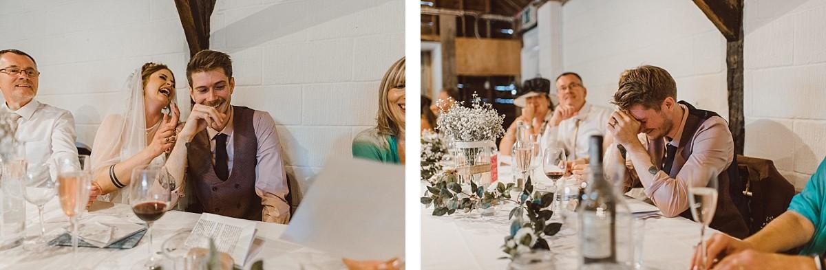wedding speech at stokes farm