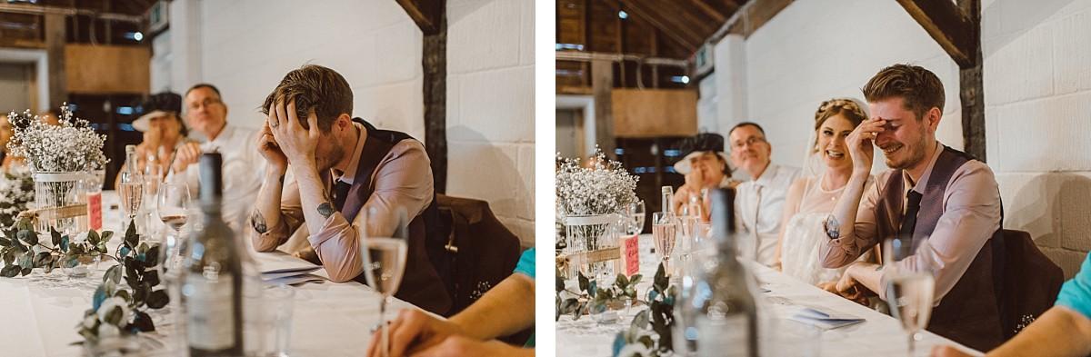 best man speech at berkshire wedding venue