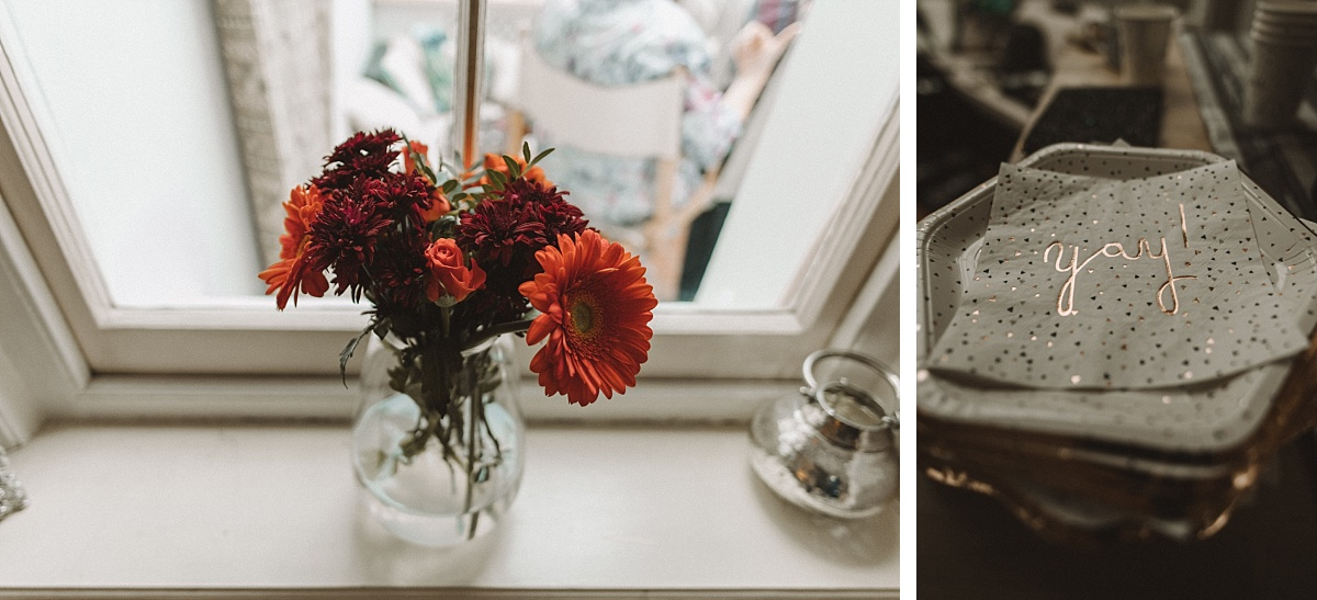 Details of wedding by Matt Lee Photography