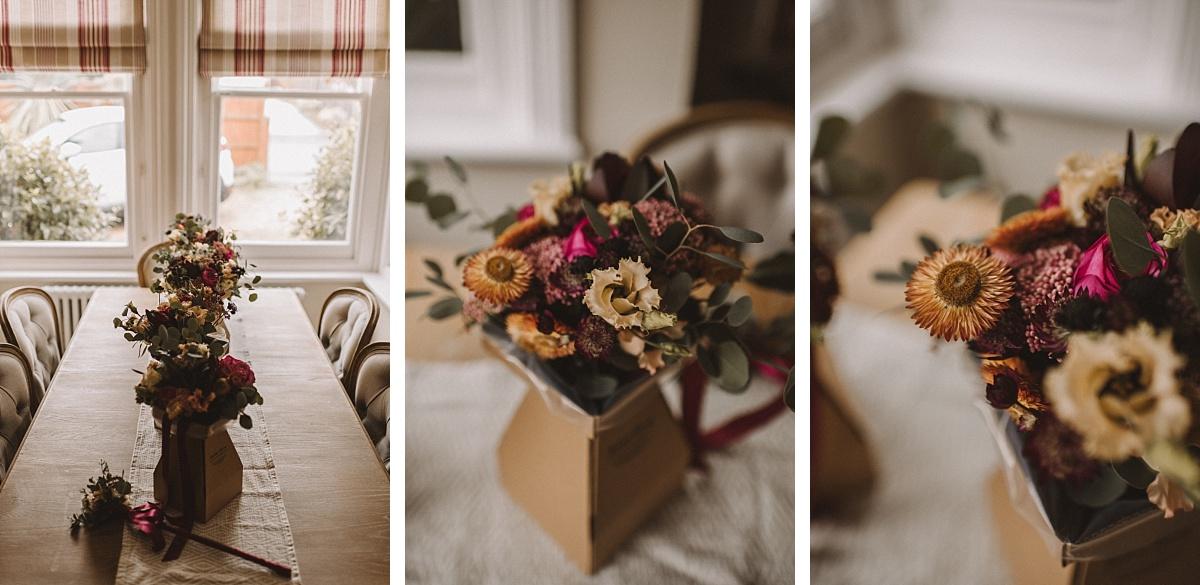 Wedding flowersatwedding in Surrey