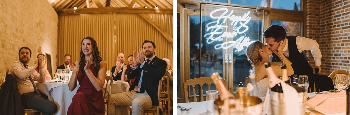 Wedding photography of speeches by matt lee wedding photographer