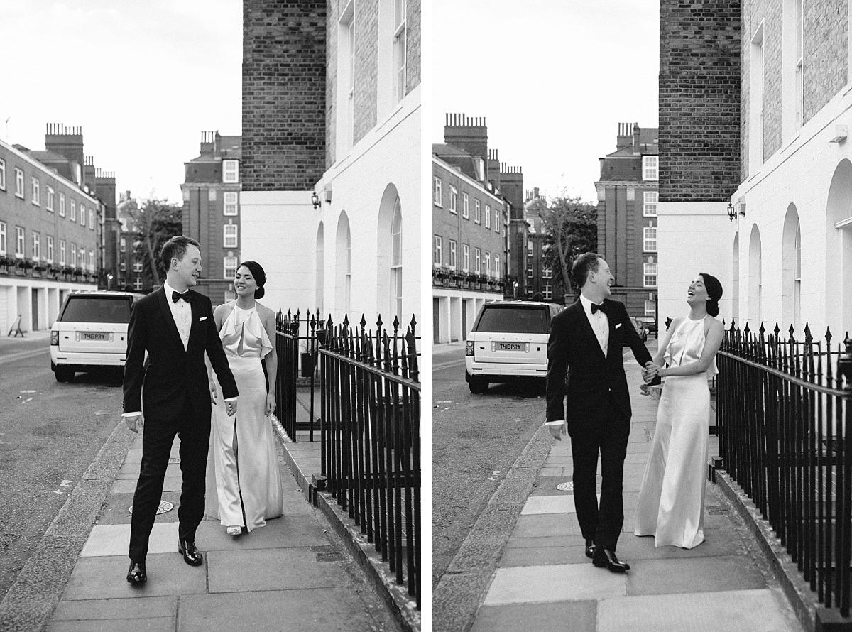 A wedding shot by Chelsea Wedding Photographer Matt Lee