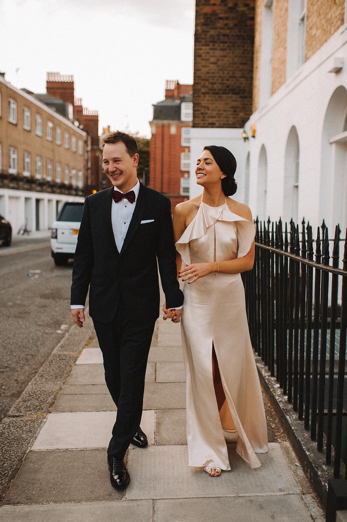 Photo of a wedding by Matt Lee Chelsea Wedding Photographer