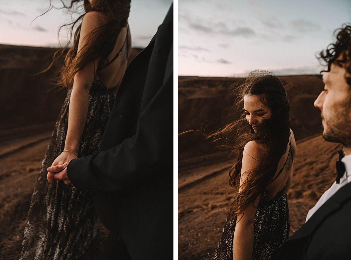 Engagement shoot photography by Matt Lee wedding photographer