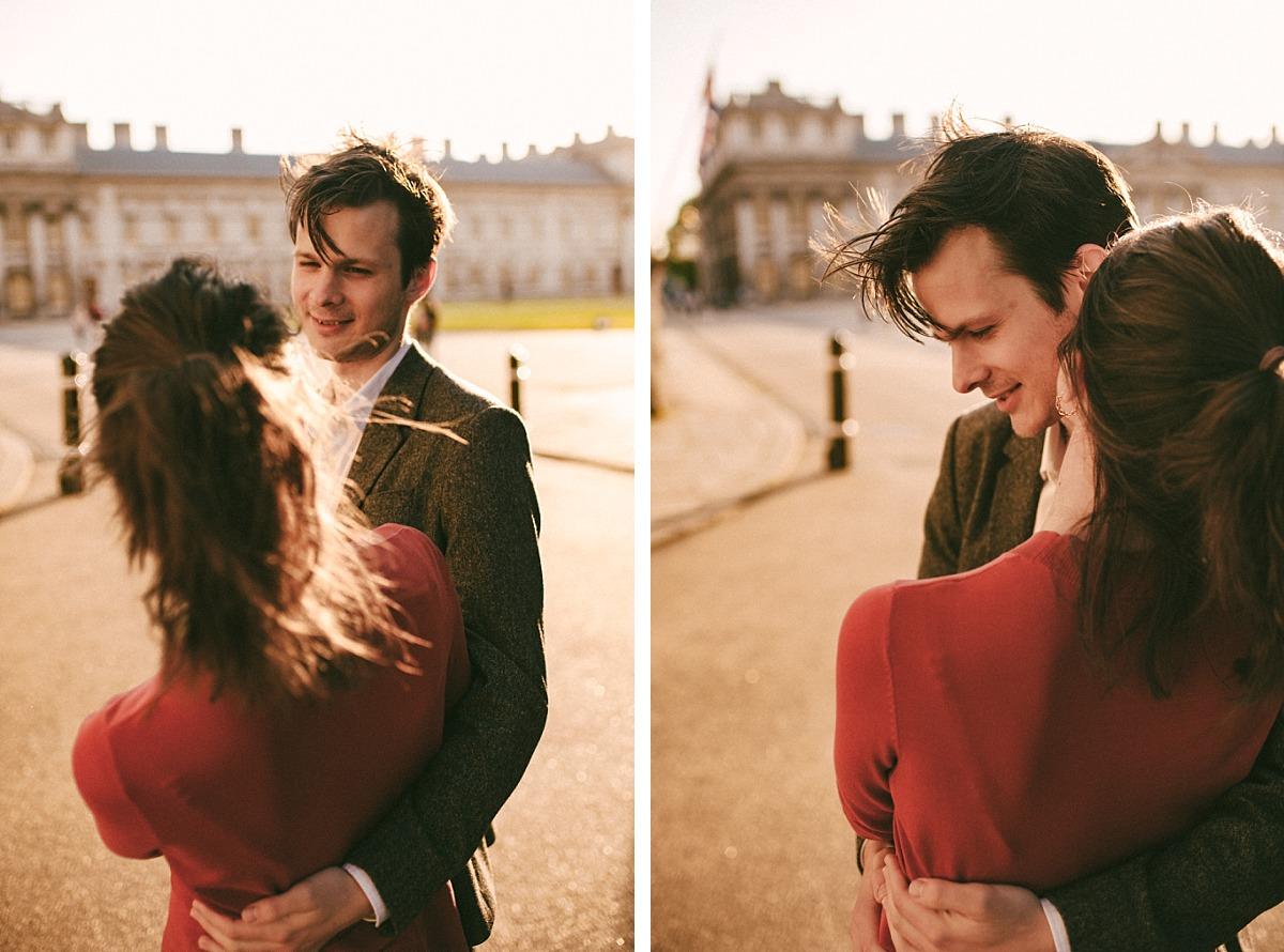 Greenwich wedding photographer Matt Lee