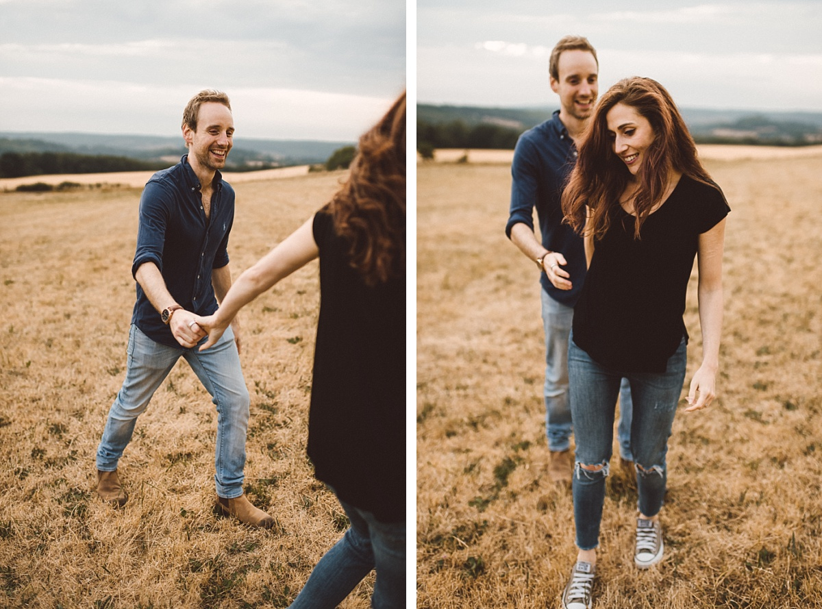colour image by Guildford wedding photographer