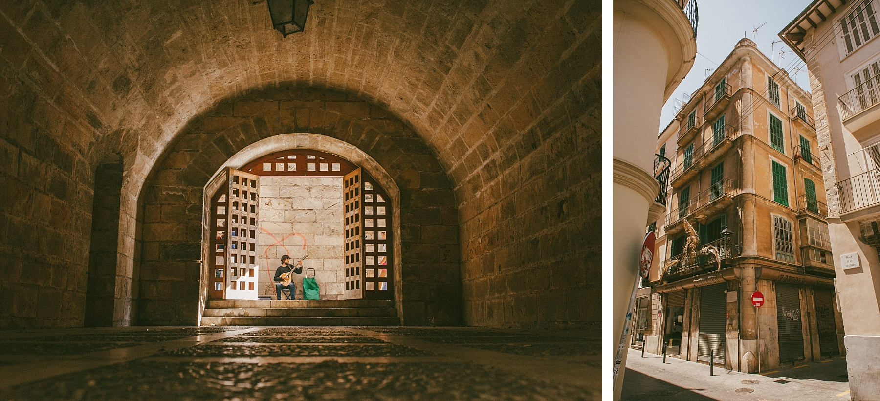Photo of Palma De Mallorca, by wedding photographer Matt Lee