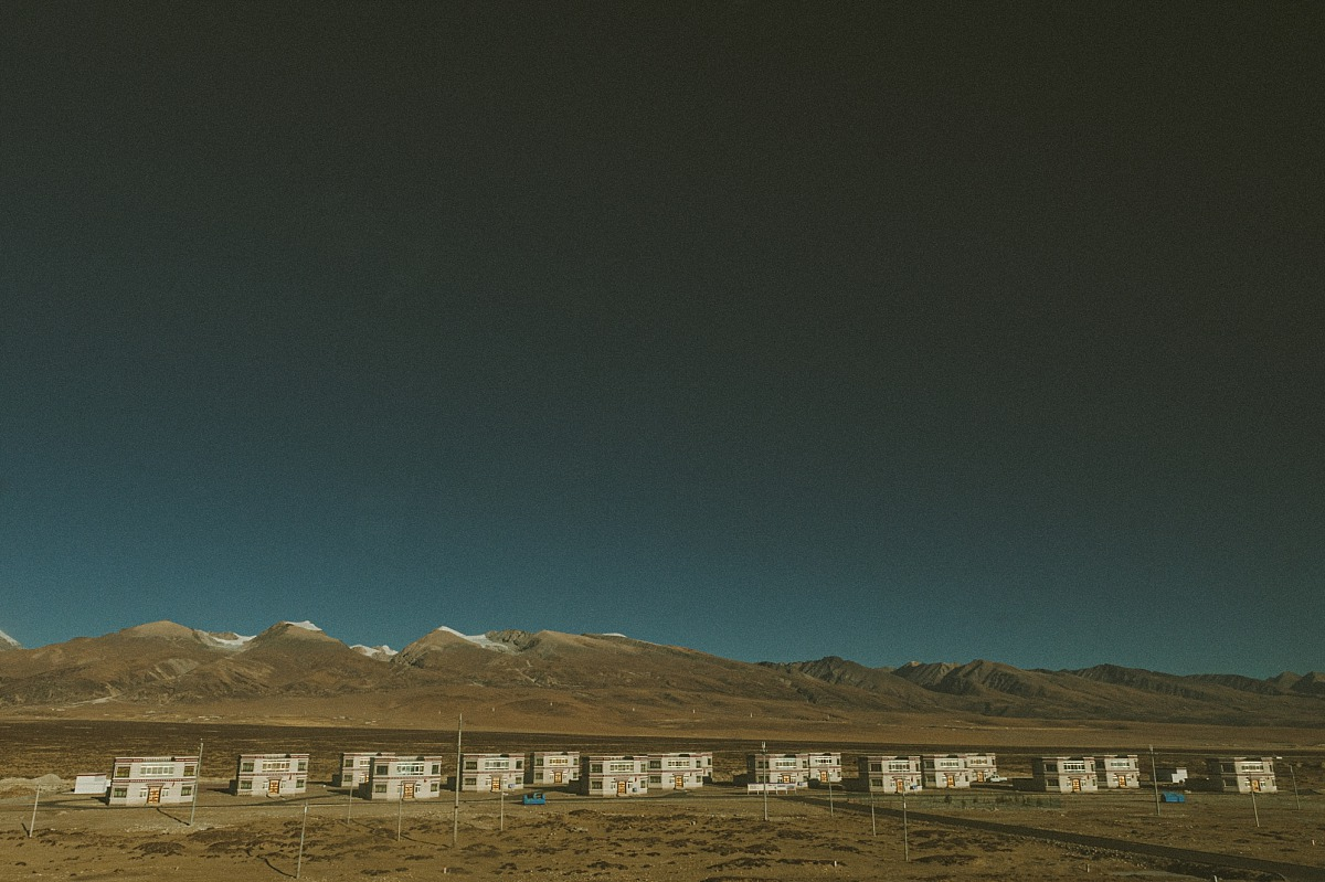 Tibet Train and Lhasa Railway photography
