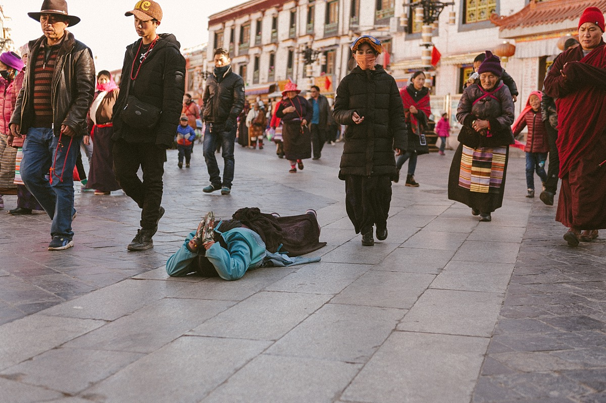 Photography in Lhasa, Tibet, by Matt Lee photography