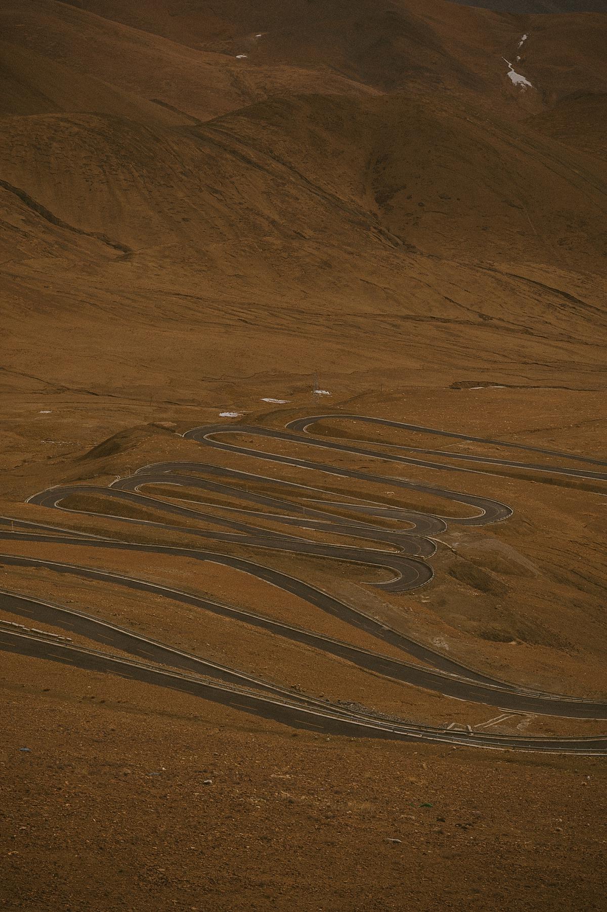 Long road through China