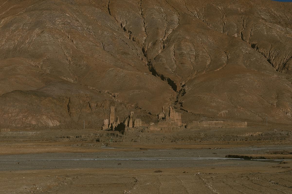 ruins in Tibet