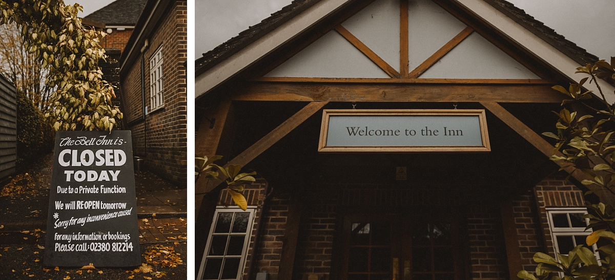 Details of The Bell Inn New Forest